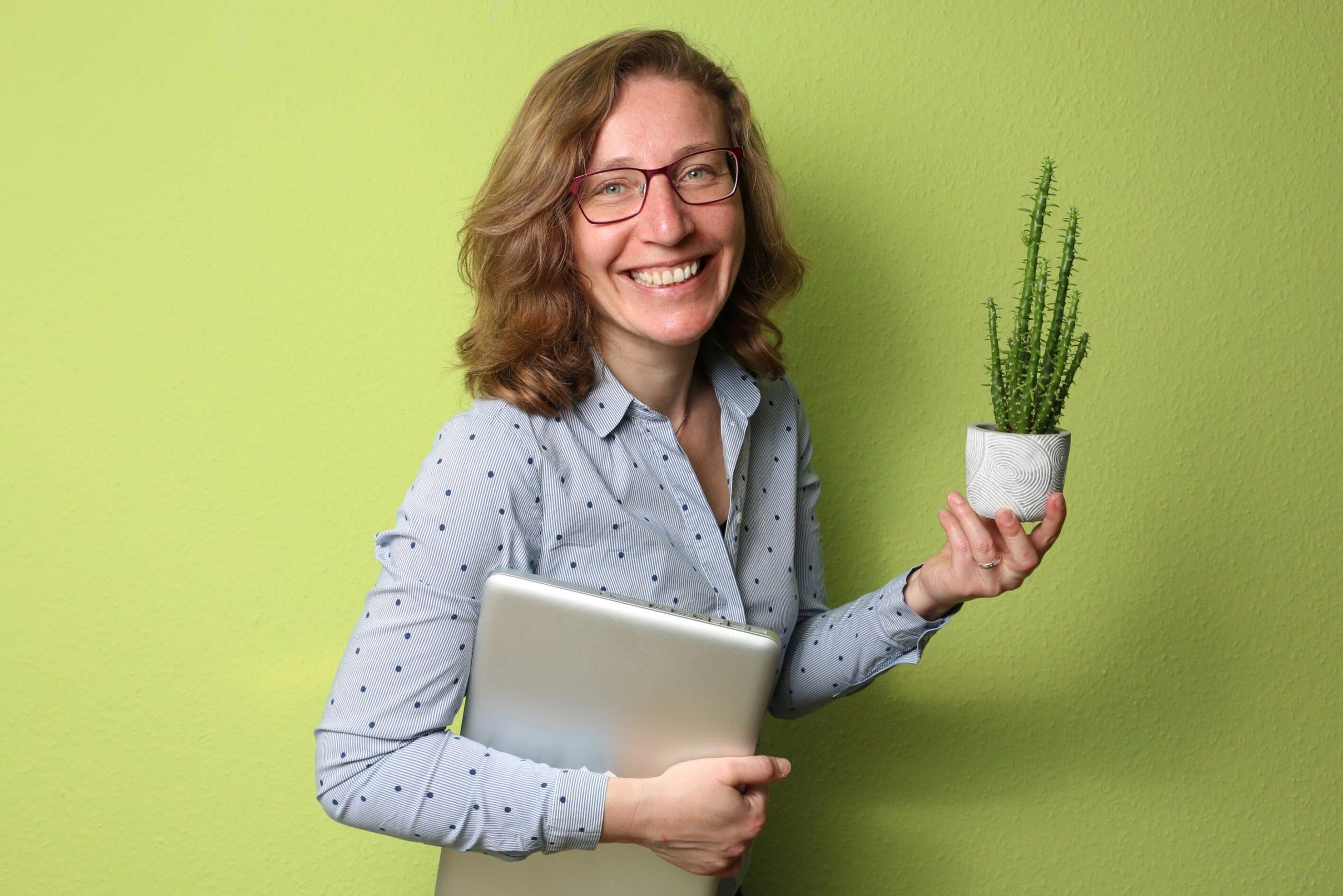 Jasmin Horn Kaktus