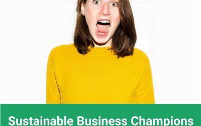 #05 [DE] Brauchen Unternehmen ein großes Budget, um fair und nachhaltig zu sein? – mit Elisa Naranjo von einhorn products GmbH