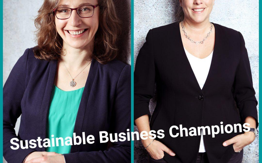 #07 Verbandsarbeit für Nachhaltigkeit in der Wirtschaft mit Dr. Katharina Reuter