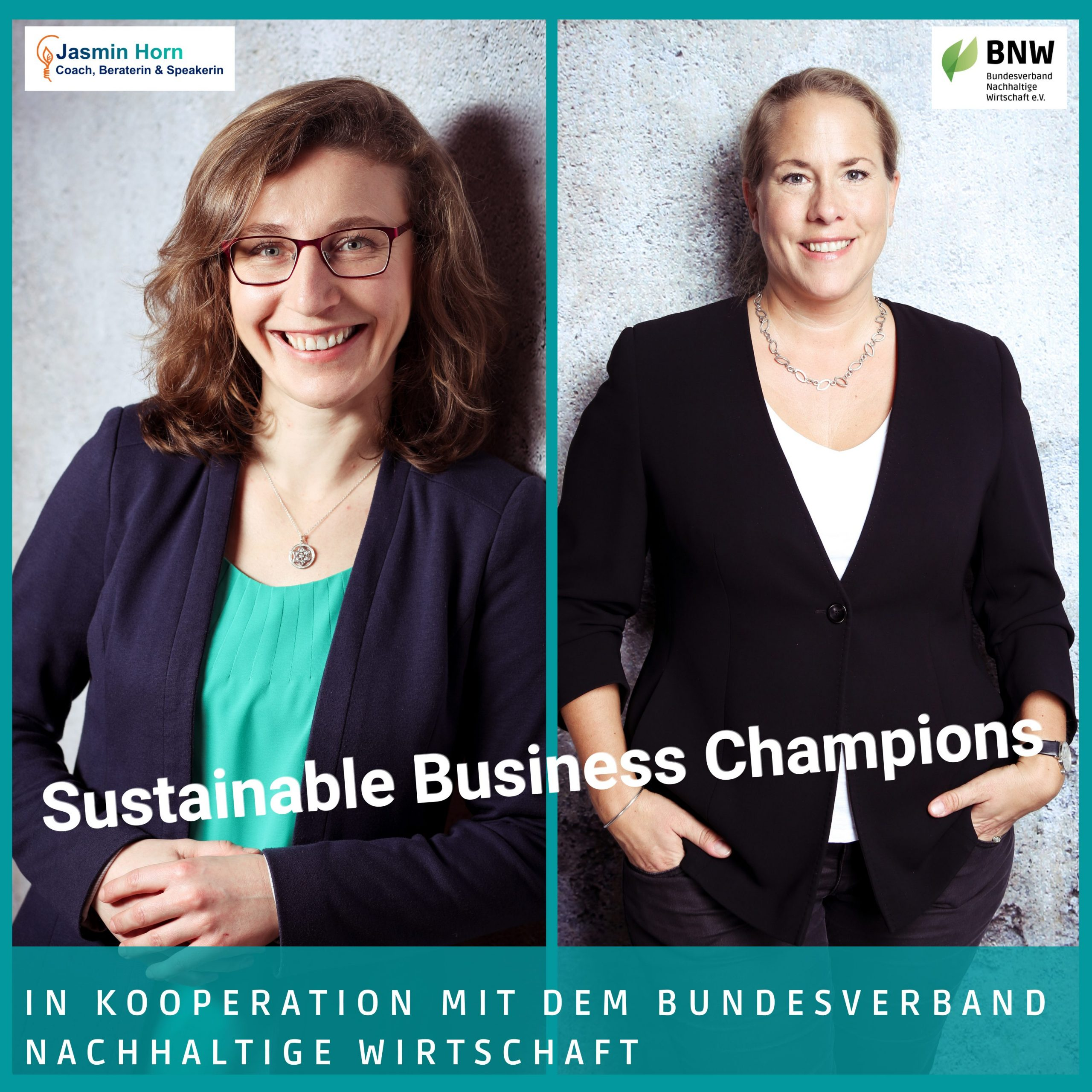 Sustainable Business Champions_Verbandsarbeit für Nachhaltigkeit_Katharina Reuter_Jasmin Horn_Coverbild