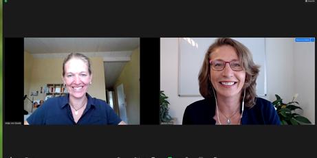 Podcast Sustainabel Business Champions mit Anjte von Dewitz und Jasmin Horn