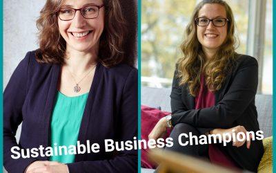 #09 Mut beim Nachhaltigkeitsbericht mit Marie-Lucie Linde